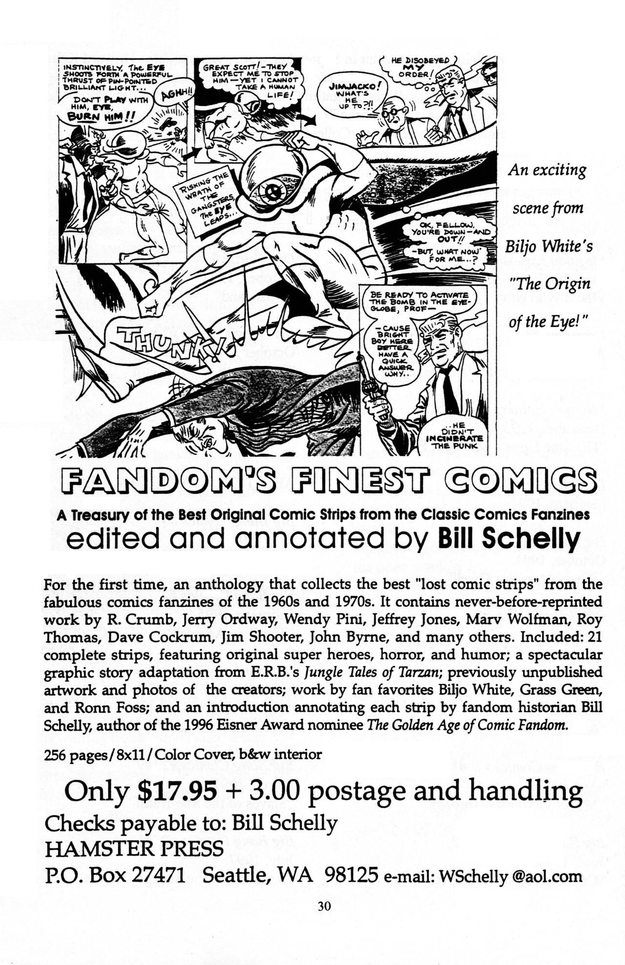 Read online Dr. Weird (1997) comic -  Issue #1 - 32