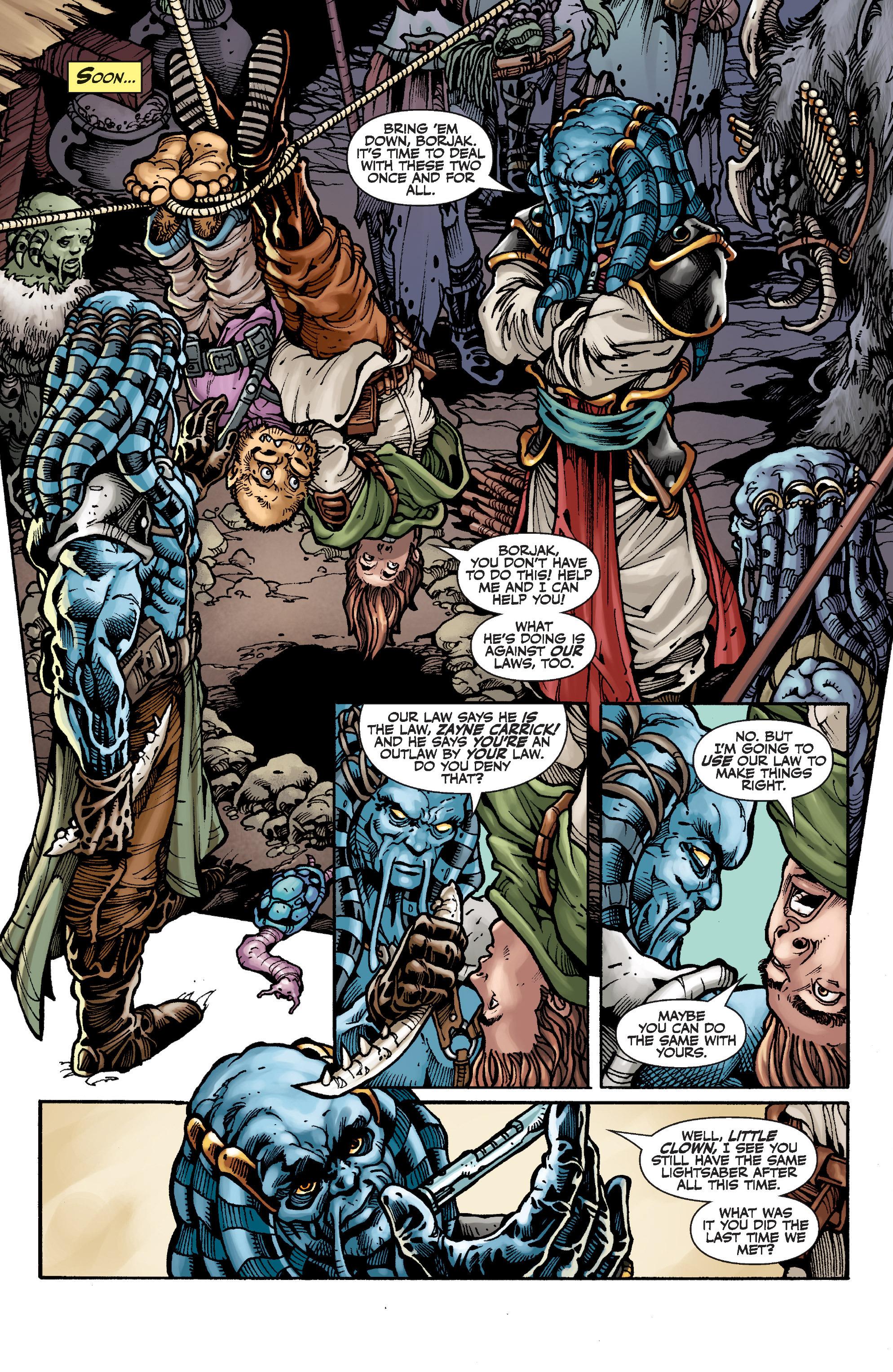Read online Star Wars Omnibus comic -  Issue # Vol. 32 - 262