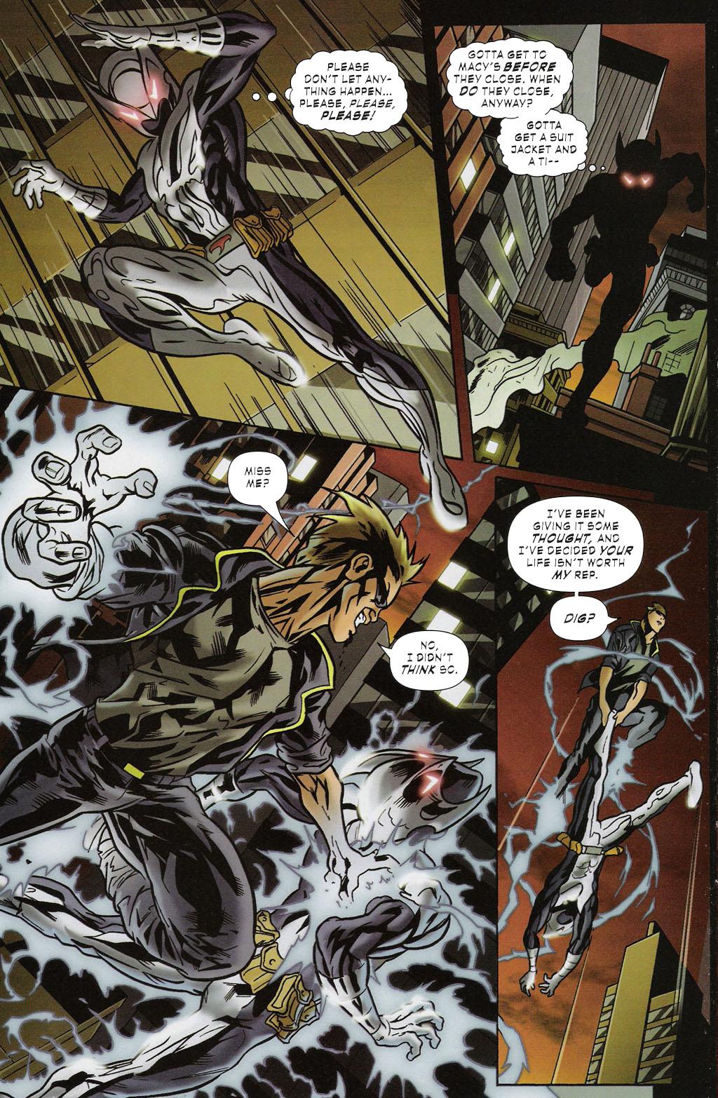 Read online ShadowHawk (2005) comic -  Issue #2 - 20