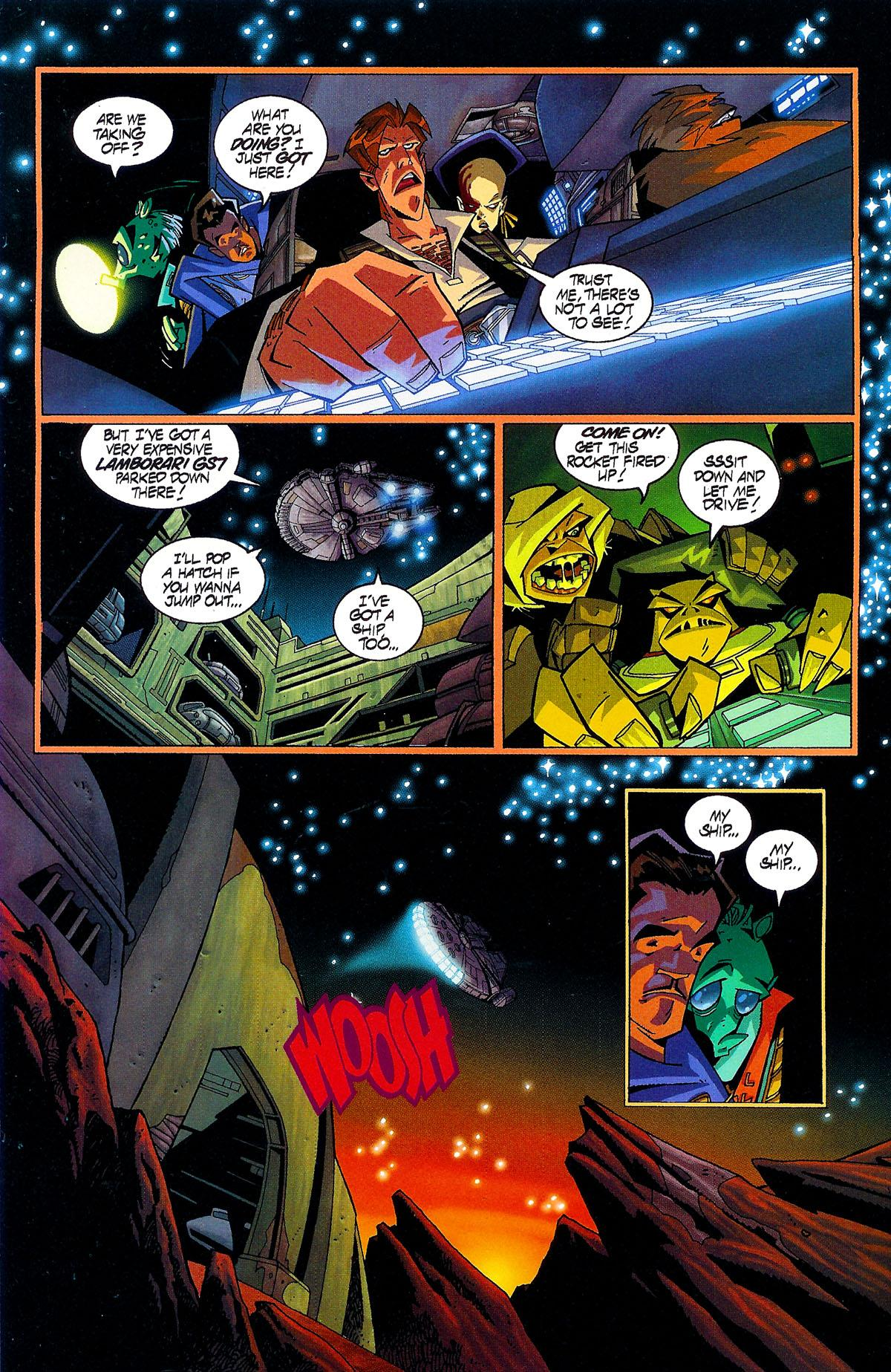 Read online Star Wars Omnibus comic -  Issue # Vol. 12 - 139