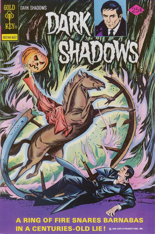 Dark Shadows (1969) 35 Page 1