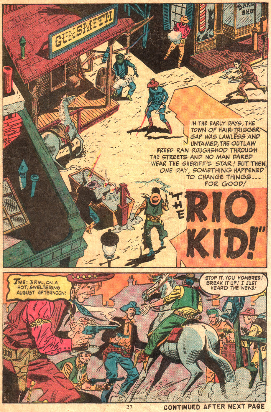 The Rawhide Kid (1955) issue 118 - Page 29