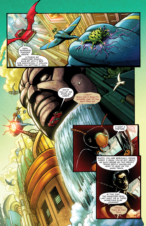 Read online Ballistic (2013) comic -  Issue #2 - 5