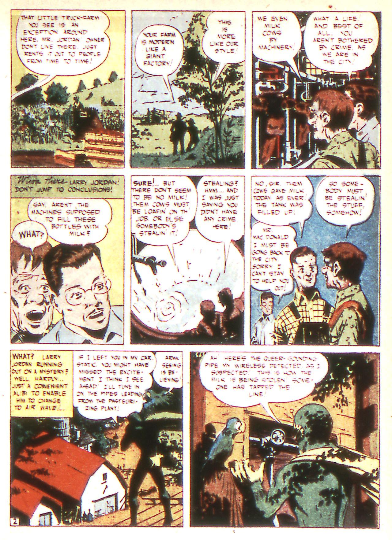 Read online Detective Comics (1937) comic -  Issue #81 - 39