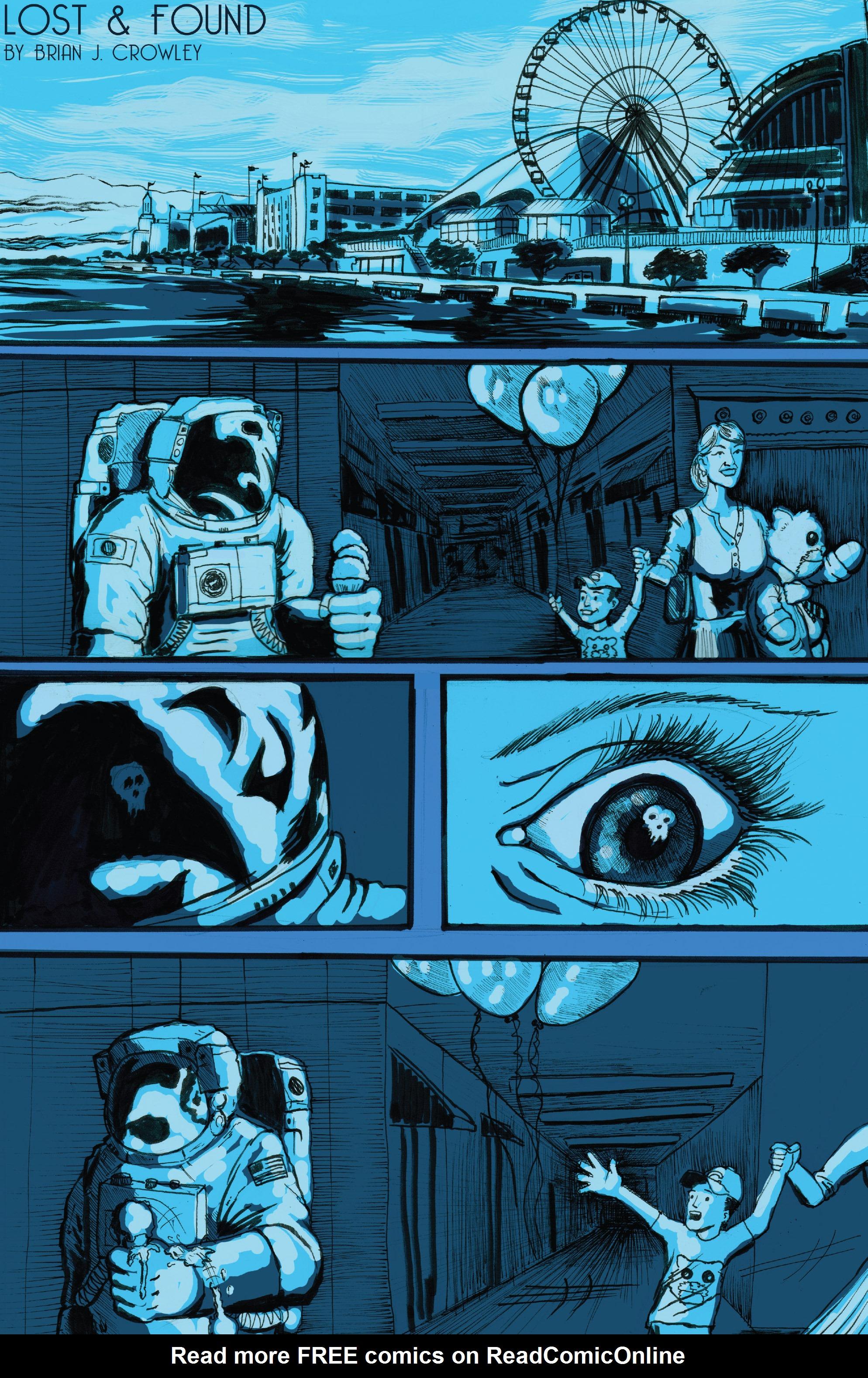 Read online Hoax Hunters (2012) comic -  Issue # TPB 3 - 135