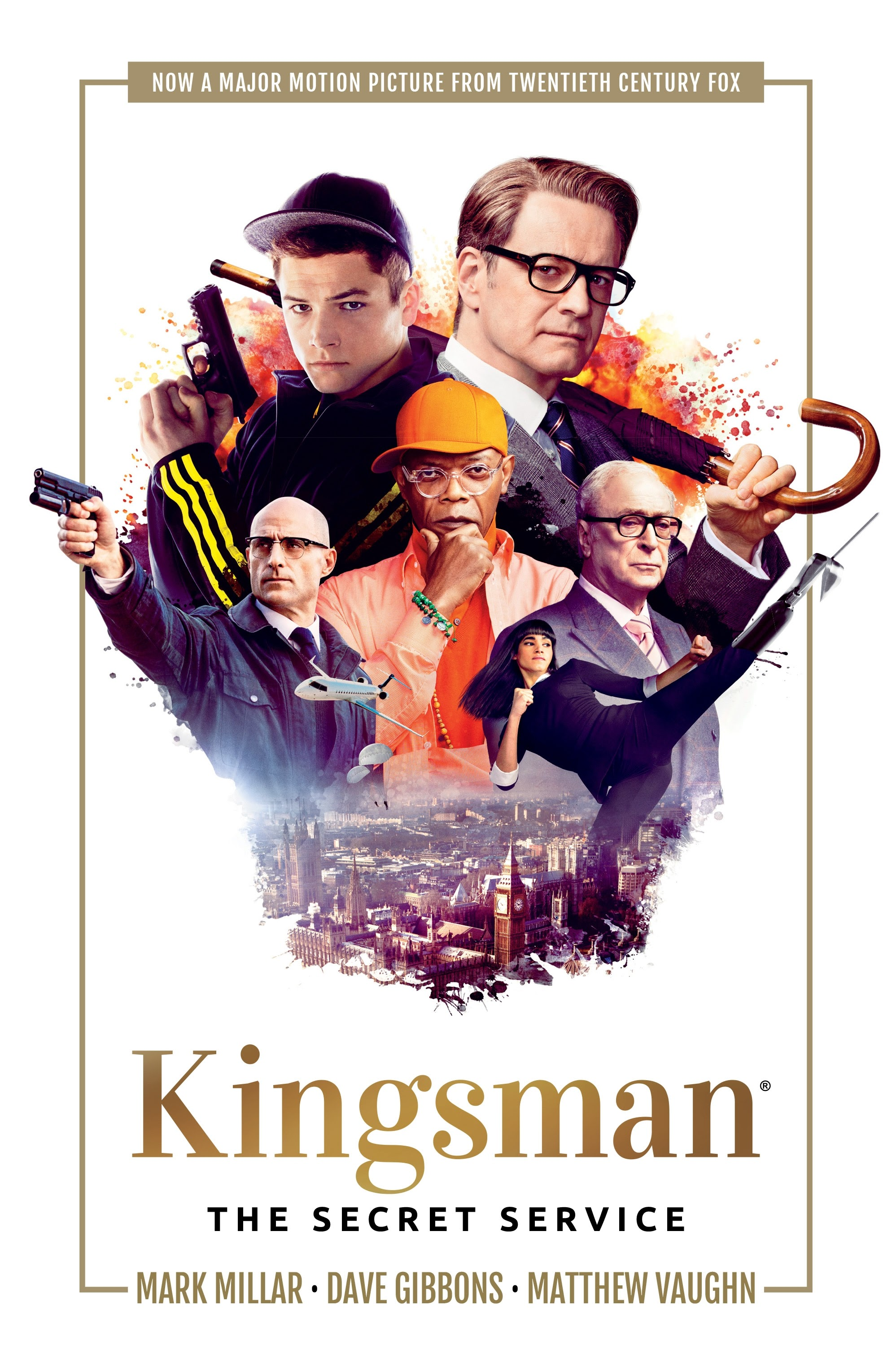 Kingsman TPB-1-Part-1 Page 1