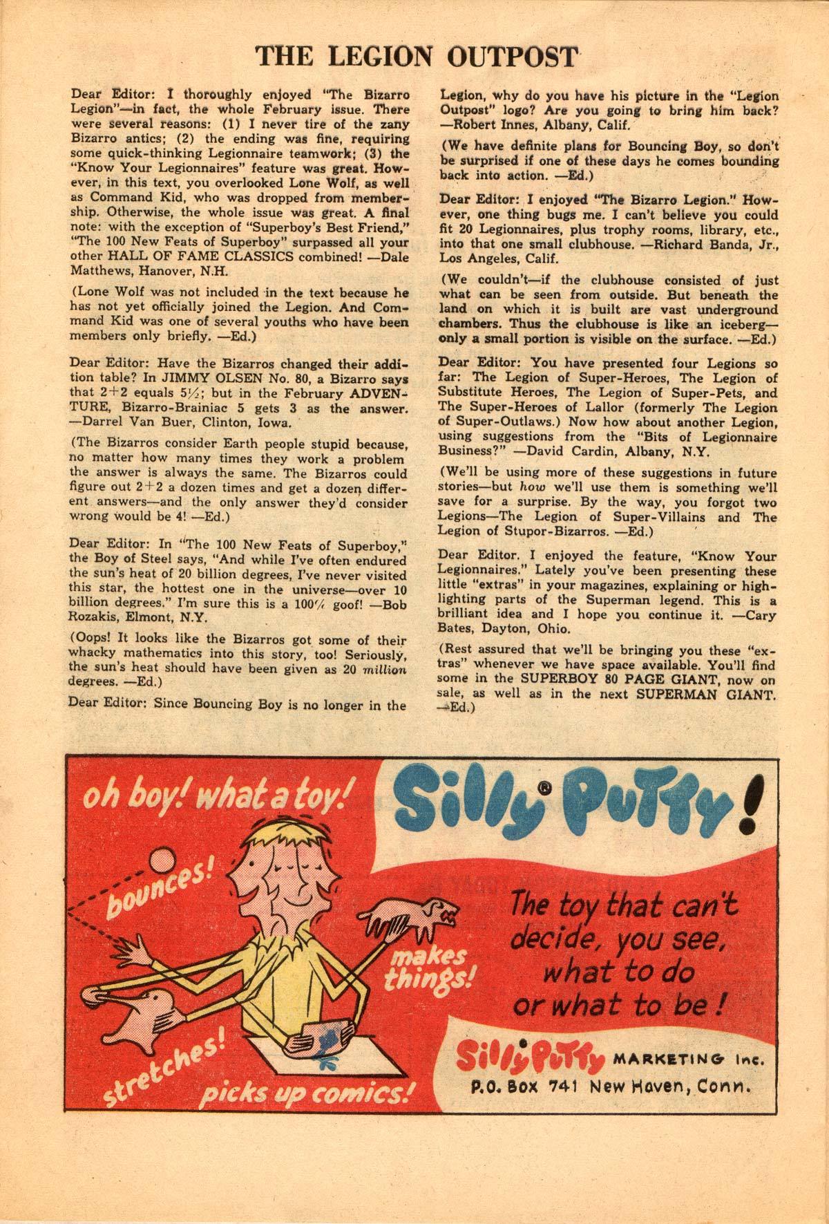 Read online Adventure Comics (1938) comic -  Issue #332 - 24