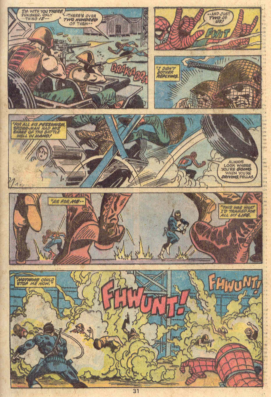 Giant-Size Spider-Man (1974) issue 4 - Page 25