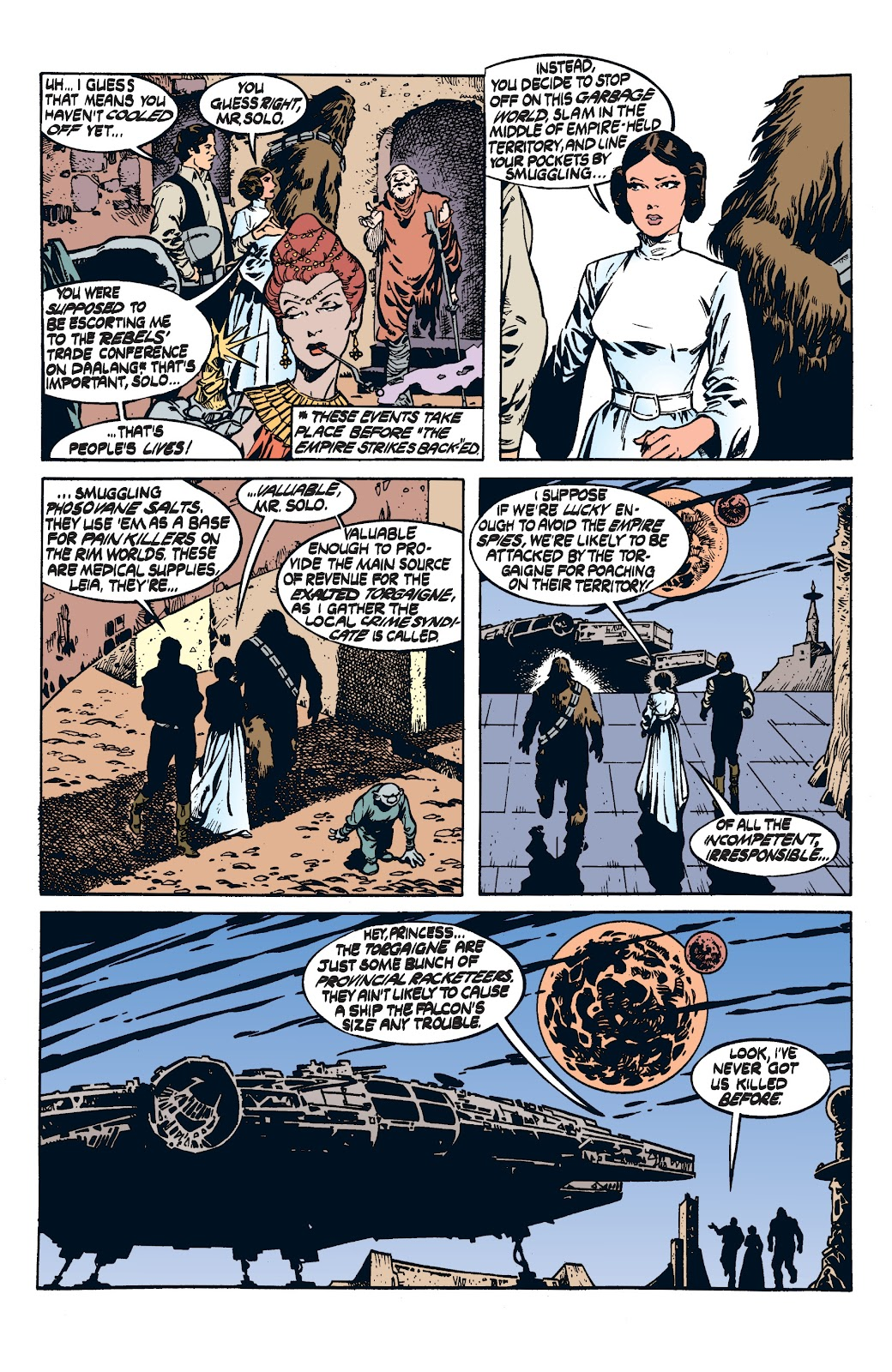 Read online Star Wars Legends: The Original Marvel Years - Epic Collection comic -  Issue # TPB 3 (Part 4) - 97