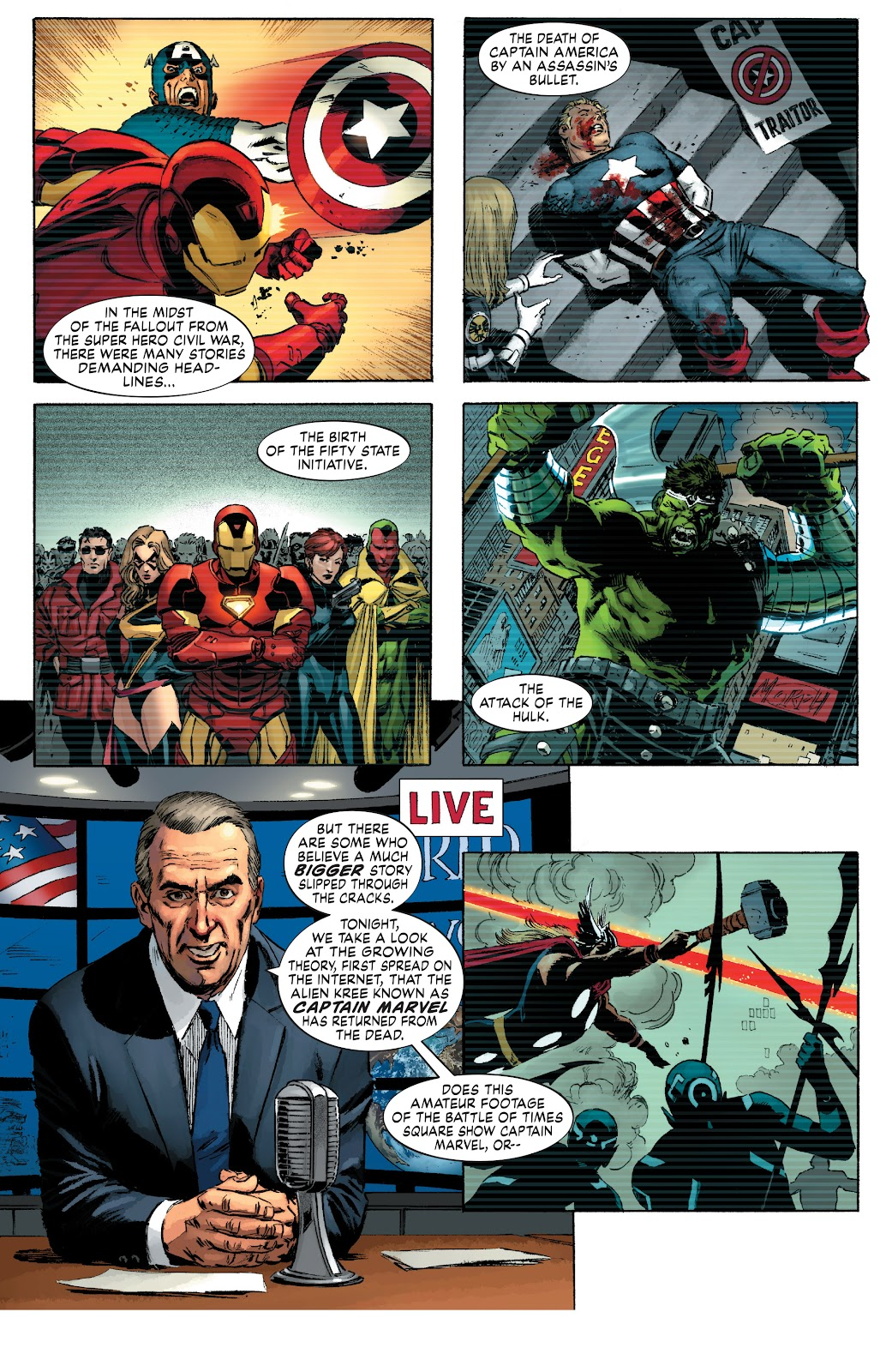 Read online Secret Invasion: Rise of the Skrulls comic -  Issue # TPB (Part 3) - 60