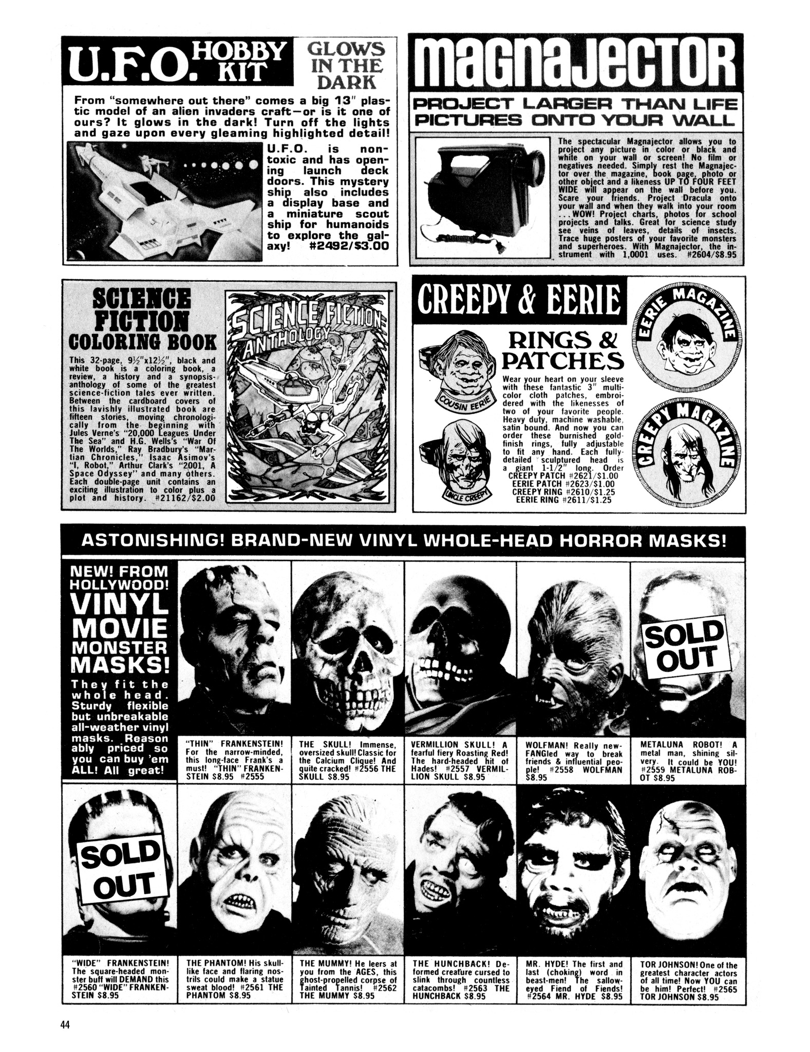 Read online Eerie Archives comic -  Issue # TPB 16 - 45