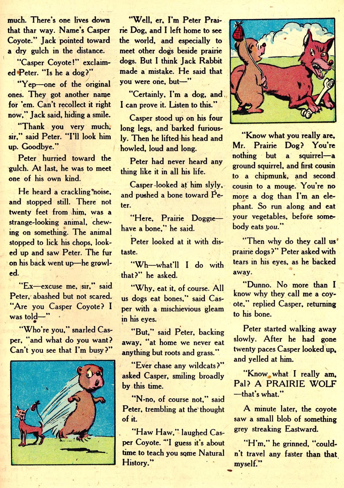 Read online Animal Antics comic -  Issue #13 - 33