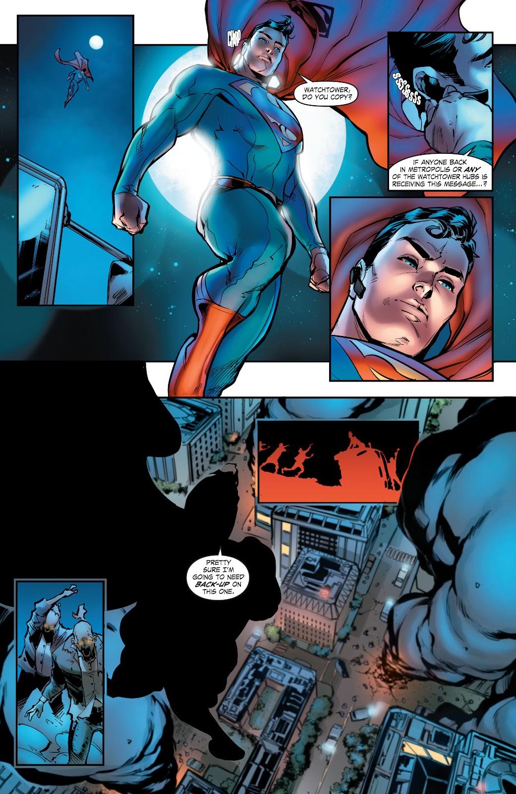 Read online Smallville Season 11 [II] comic -  Issue # TPB 5 - 95