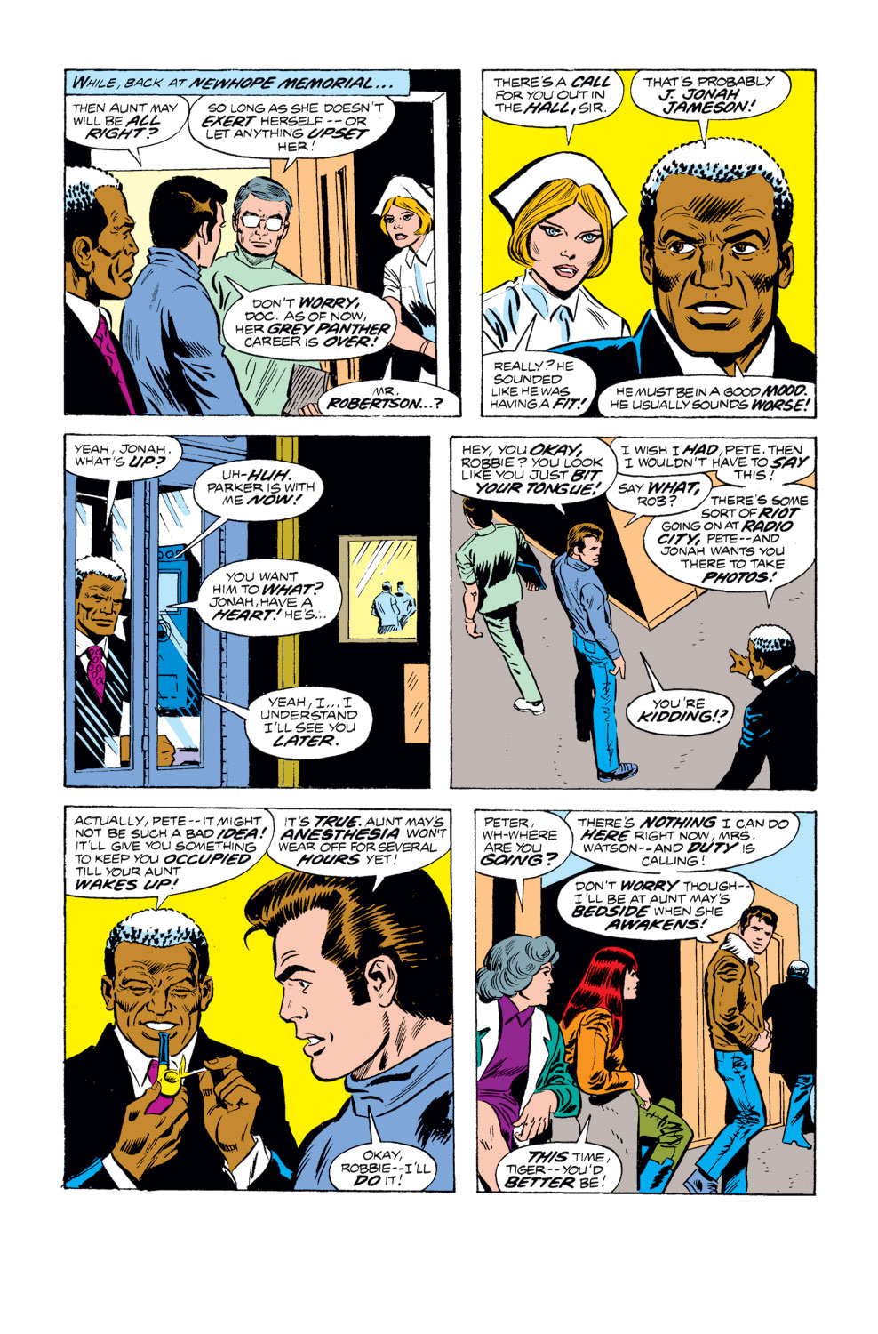The Amazing Spider-Man (1963) 179 Page 11