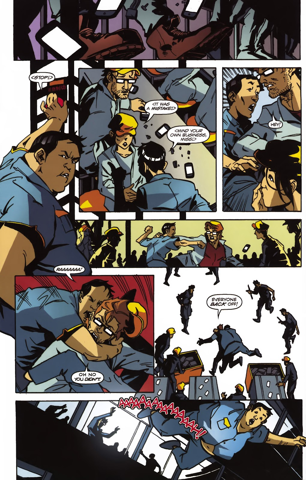 Read online Ricky Rouse Has A Gun comic -  Issue # TPB (Part 1) - 20