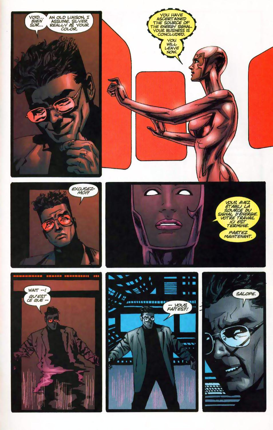 Wildcats (1999) Issue #14 #15 - English 9
