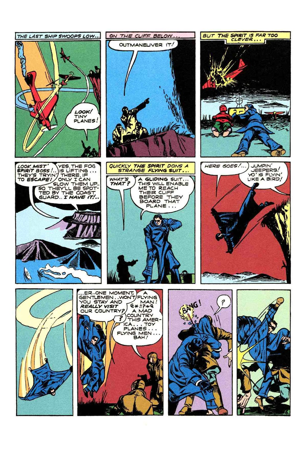 Read online Will Eisner's The Spirit Archives comic -  Issue # TPB 2 (Part 1) - 78