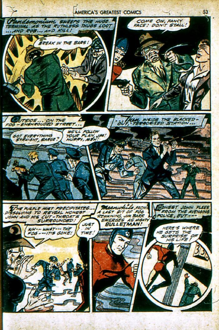 Read online America's Greatest Comics comic -  Issue #4 - 53
