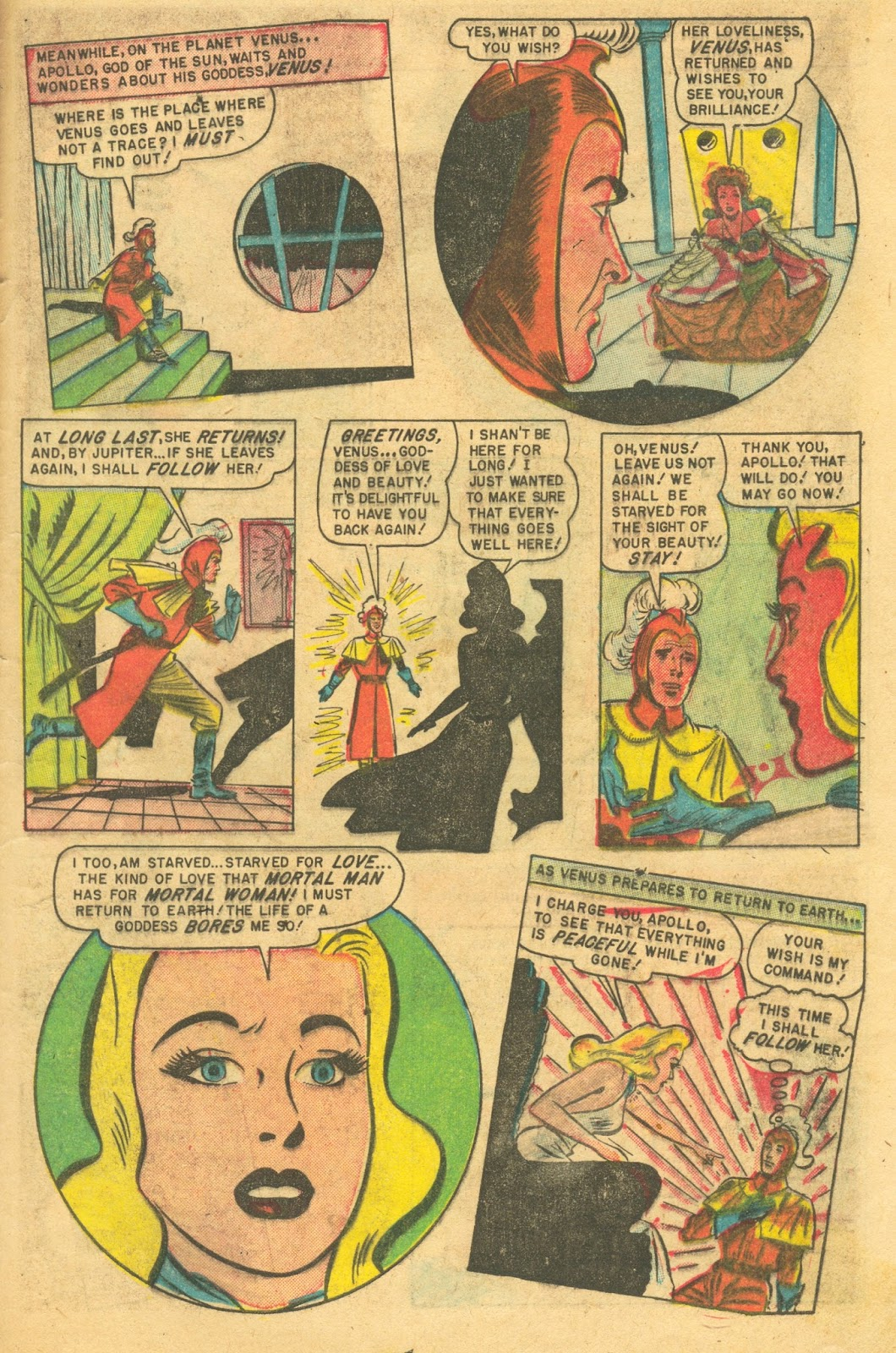 Venus (1948) issue 3 - Page 27