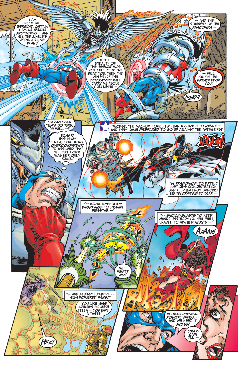 Read online Avengers (1998) comic -  Issue #8 - 17
