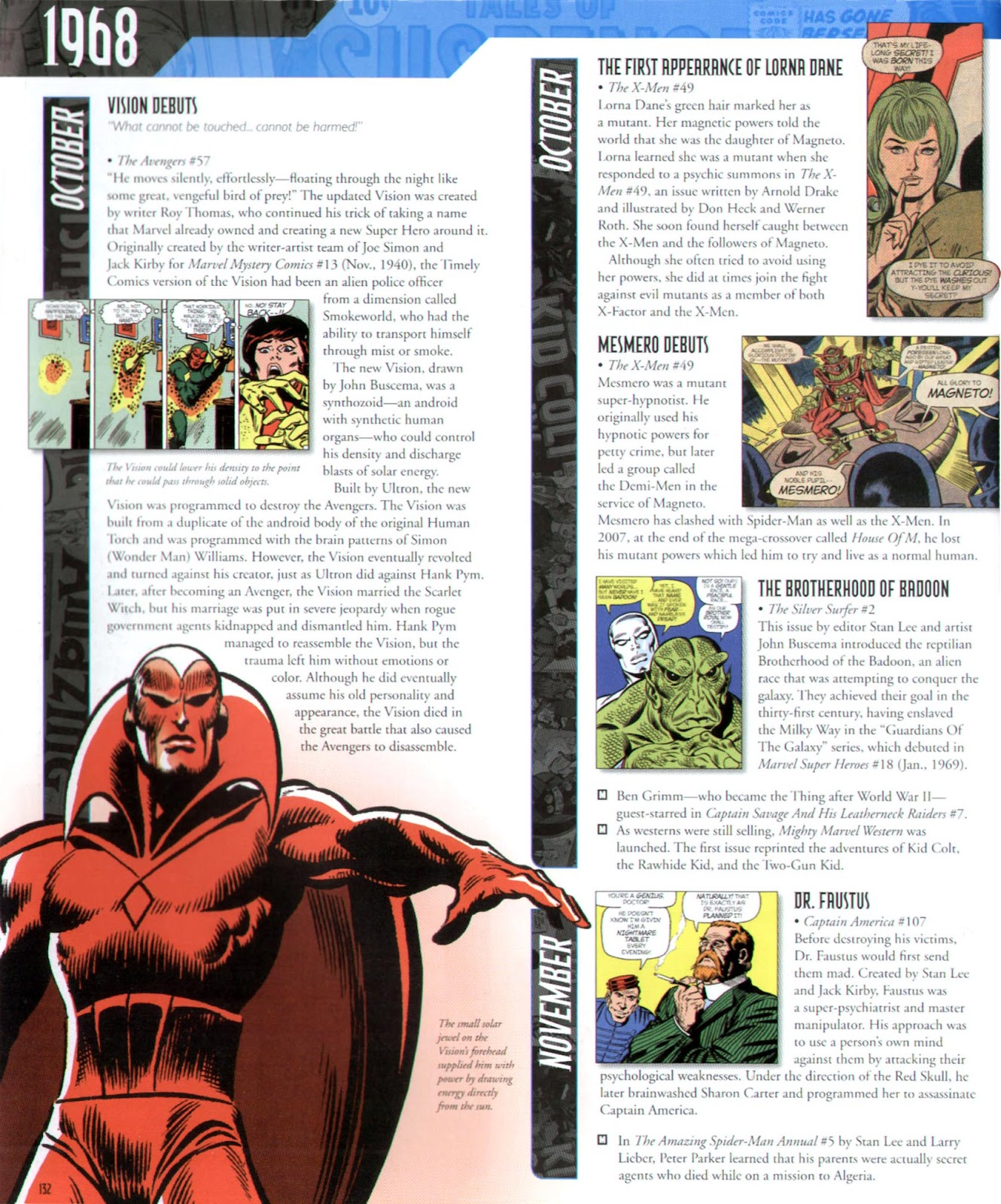 Read online Marvel Chronicle comic -  Issue # TPB (Part 2) - 30