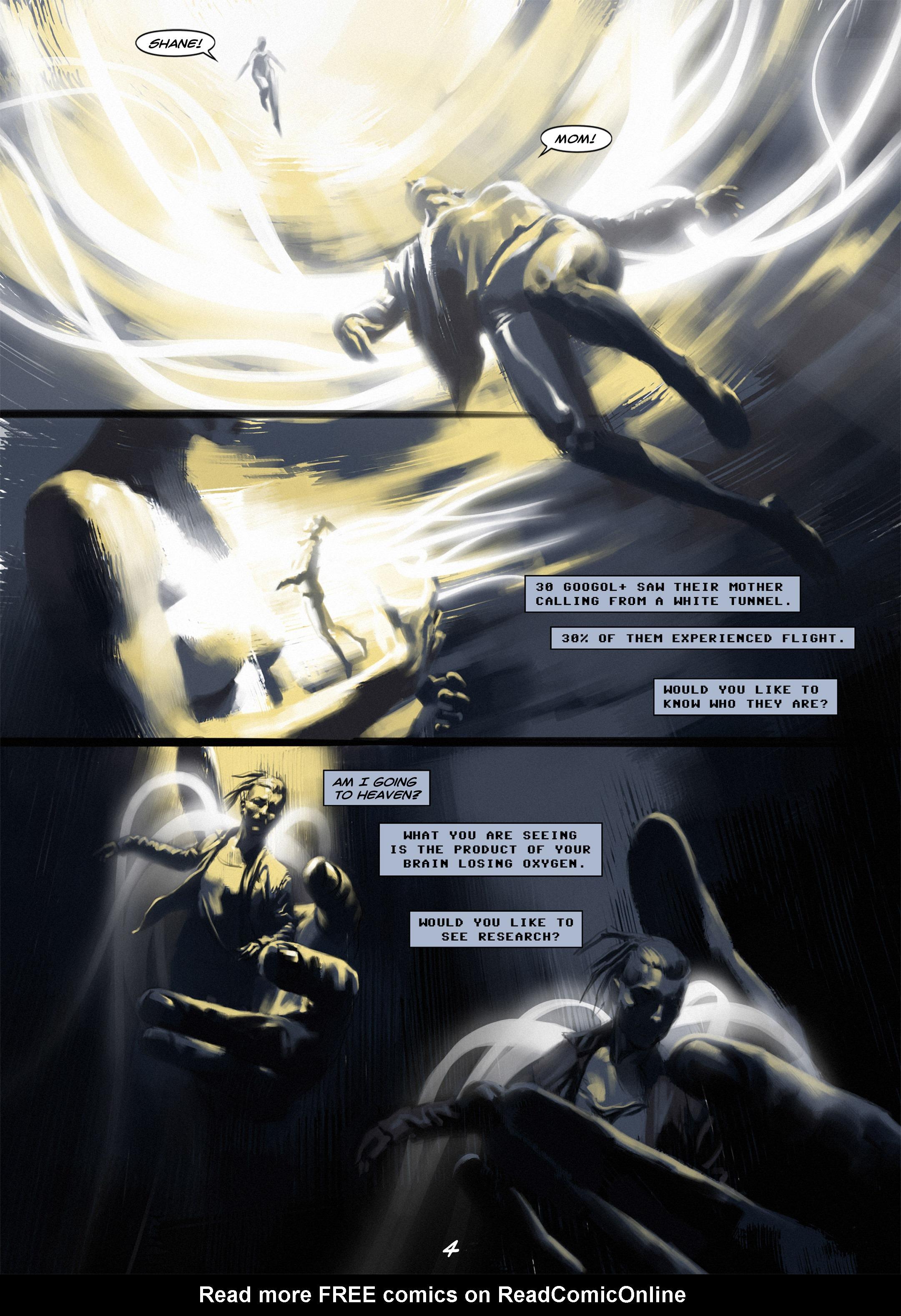 Read online Wynter comic -  Issue #2 - 5