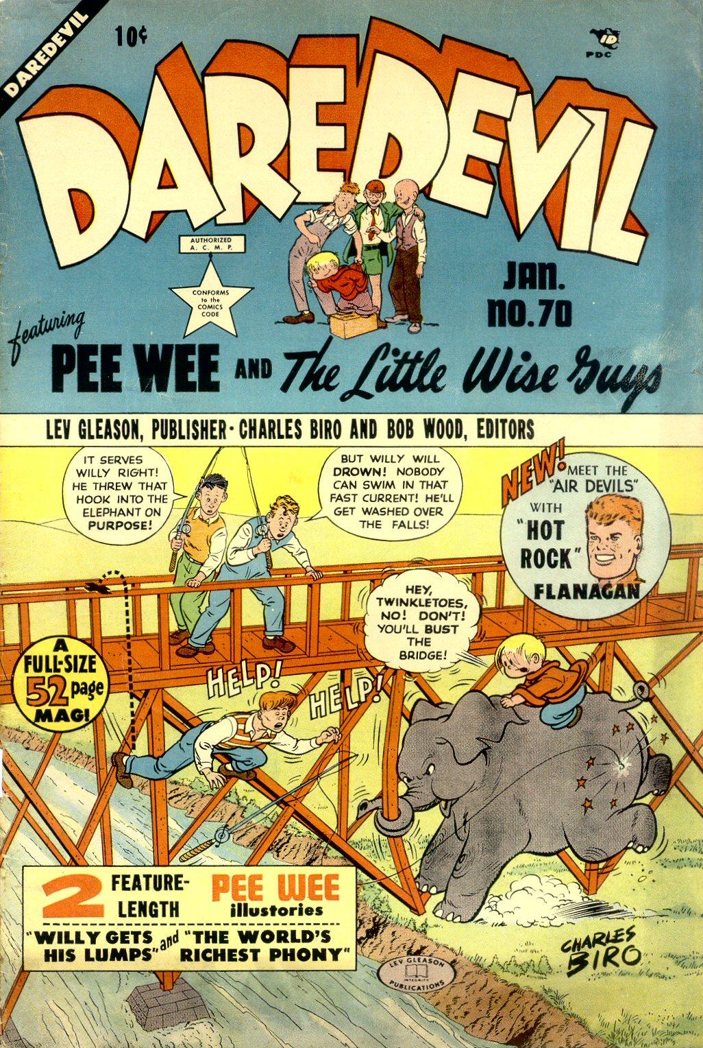 Daredevil (1941) 70 Page 1