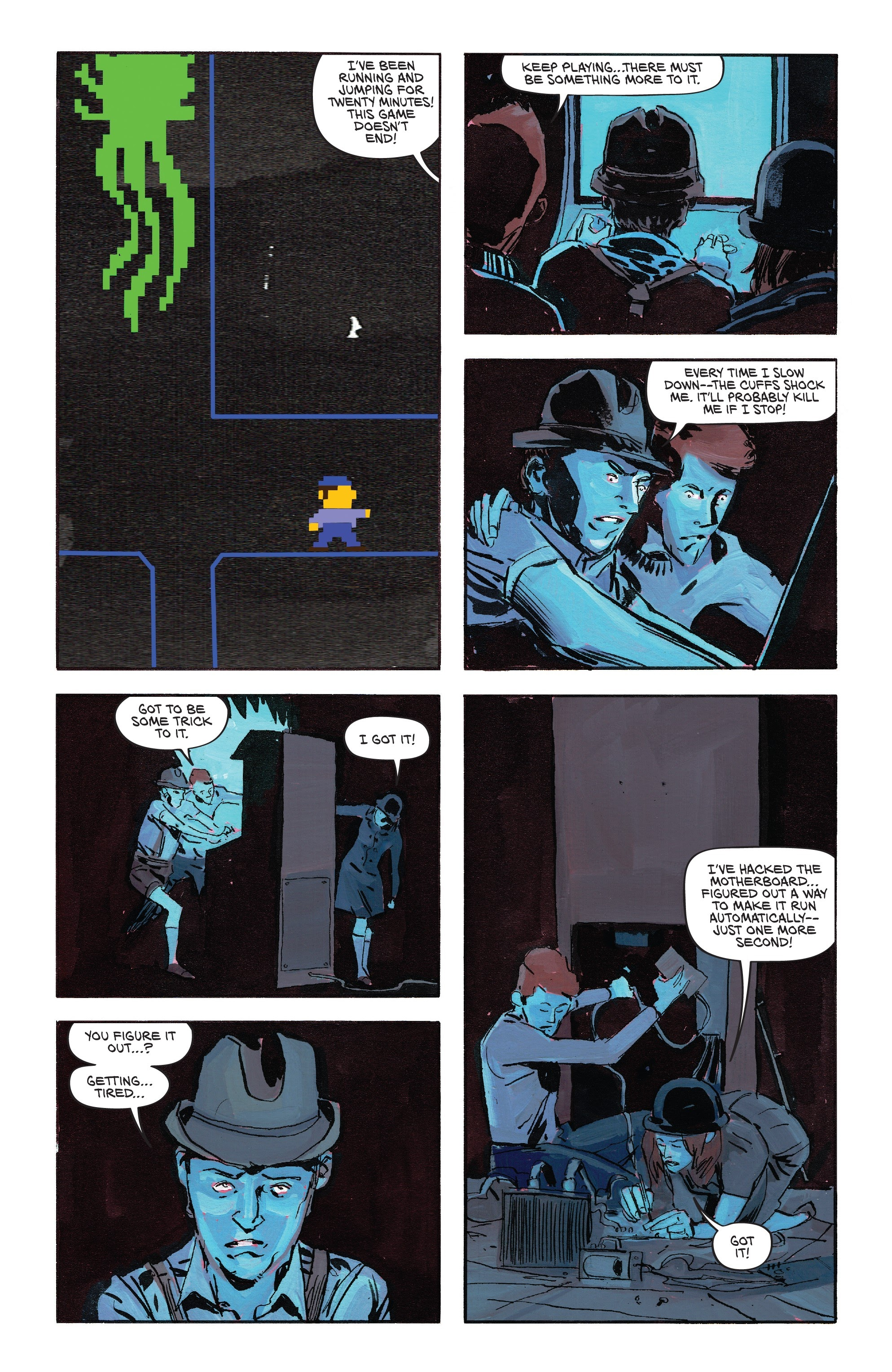 Black Badge issue 10 - Page 14