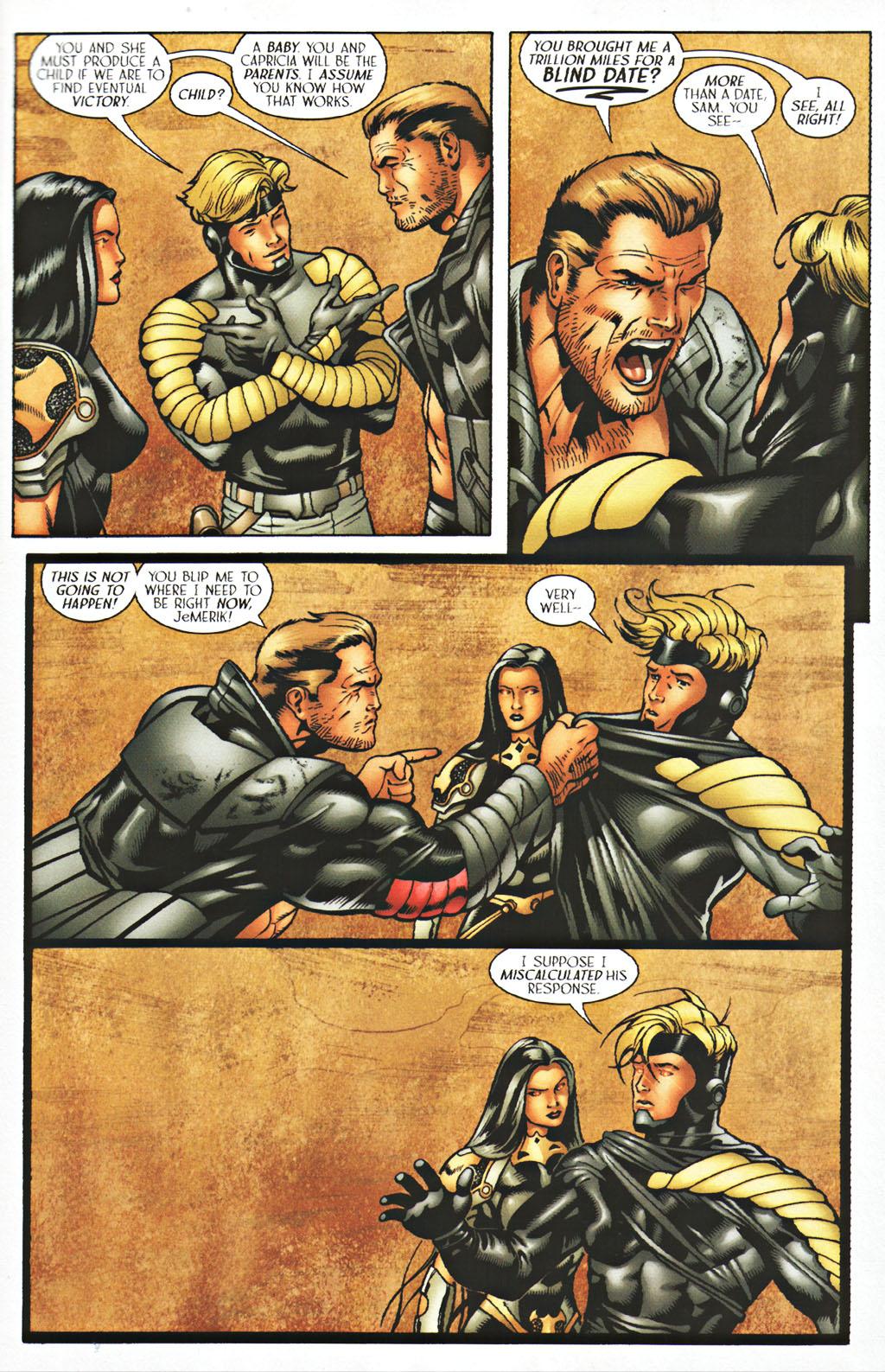 Read online Sigil (2000) comic -  Issue #40 - 12