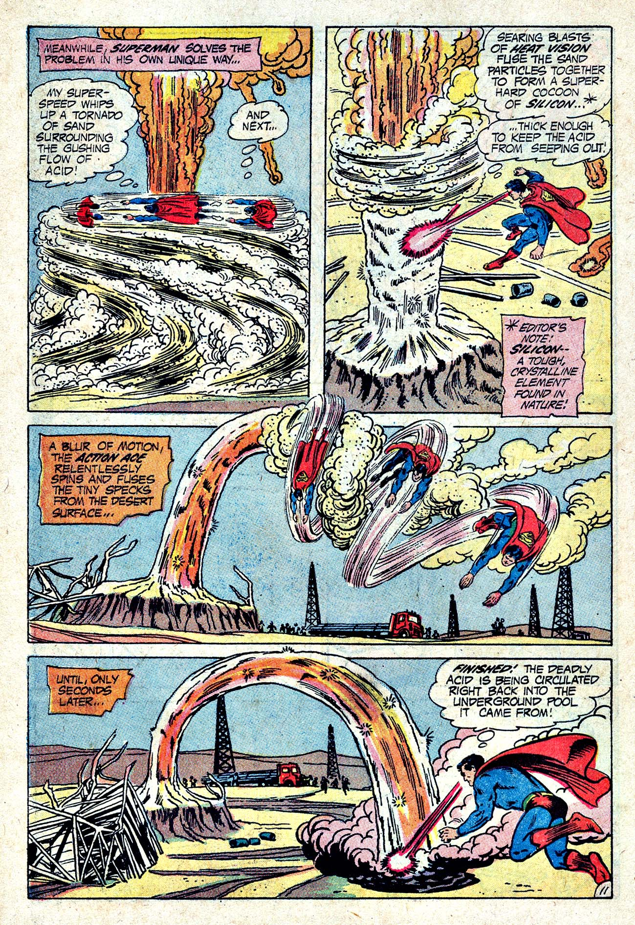 Read online Action Comics (1938) comic -  Issue #407 - 15