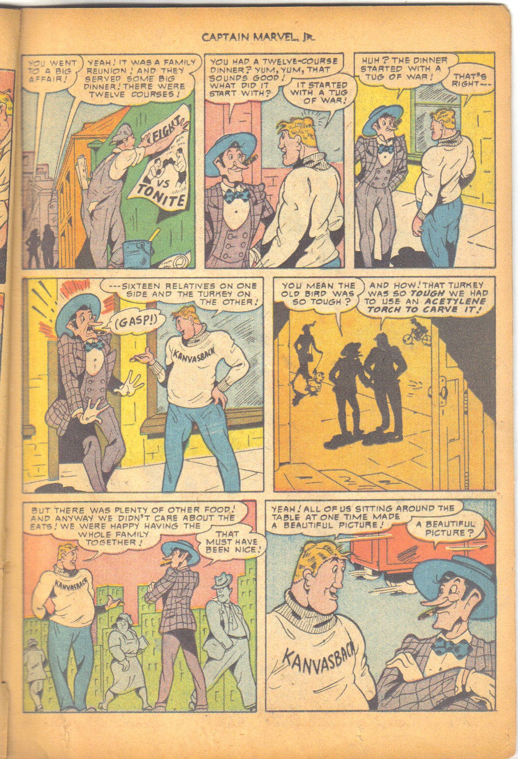 Captain Marvel, Jr. issue 95 - Page 22