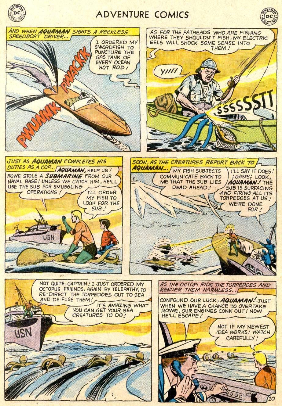 Read online Adventure Comics (1938) comic -  Issue #282 - 28