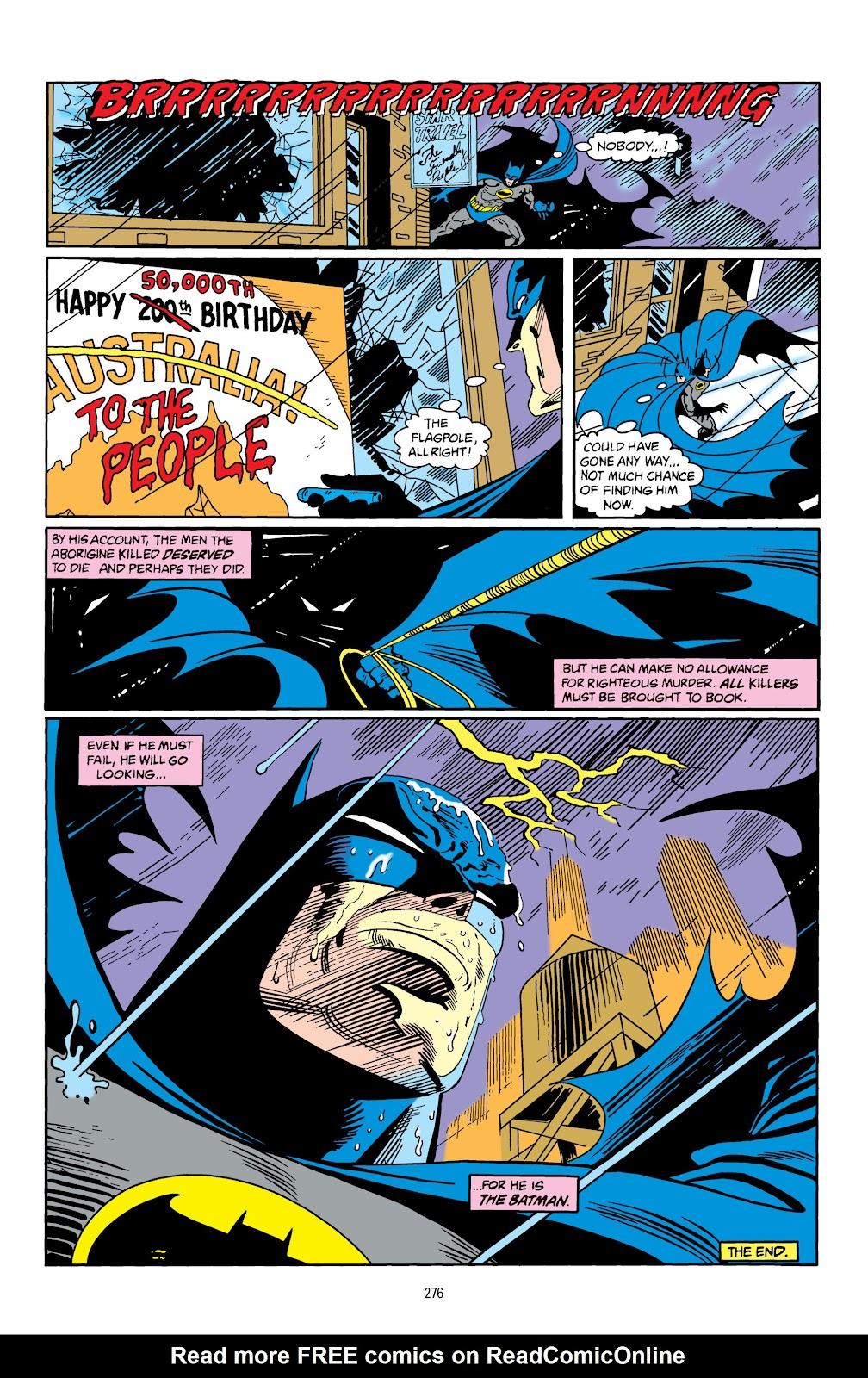 Read online Detective Comics (1937) comic -  Issue # _TPB Batman - The Dark Knight Detective 2 (Part 3) - 78