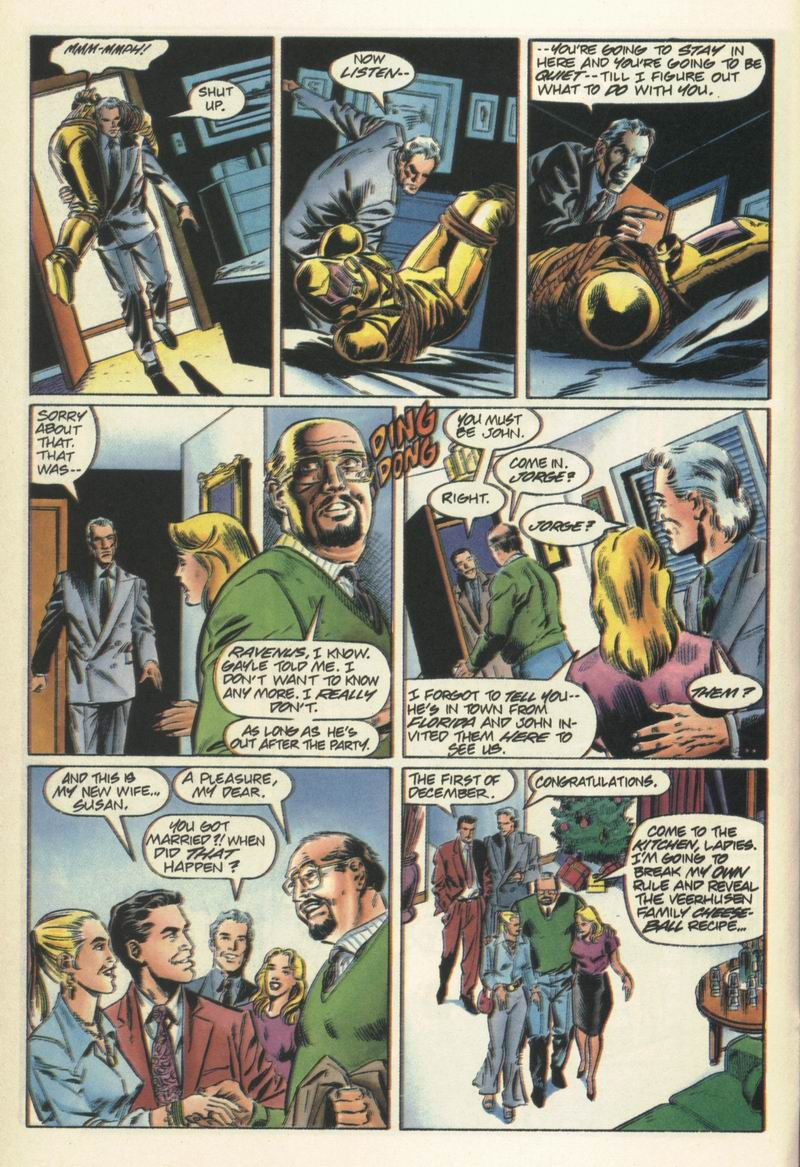 Read online Solar, Man of the Atom comic -  Issue #31 - 8