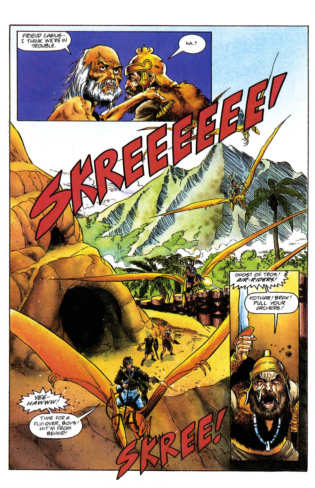 Comic Turok, Dinosaur Hunter (1993) issue 26