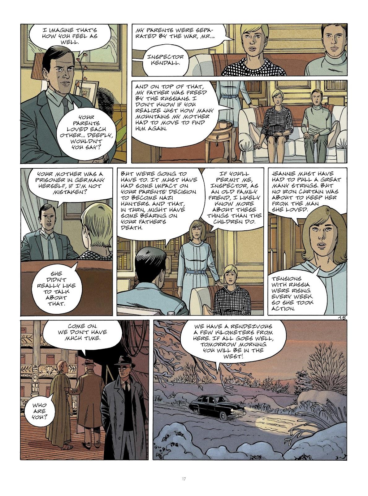 Read online Sherman comic -  Issue #7 - 17