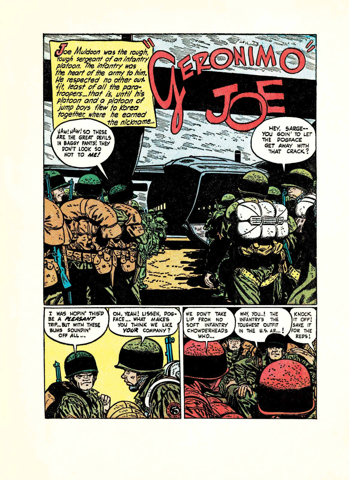 Read online Setting the Standard: Comics by Alex Toth 1952-1954 comic -  Issue # TPB (Part 3) - 66