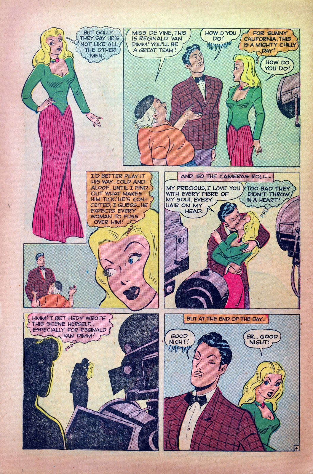 Read online Joker Comics comic -  Issue #42 - 6