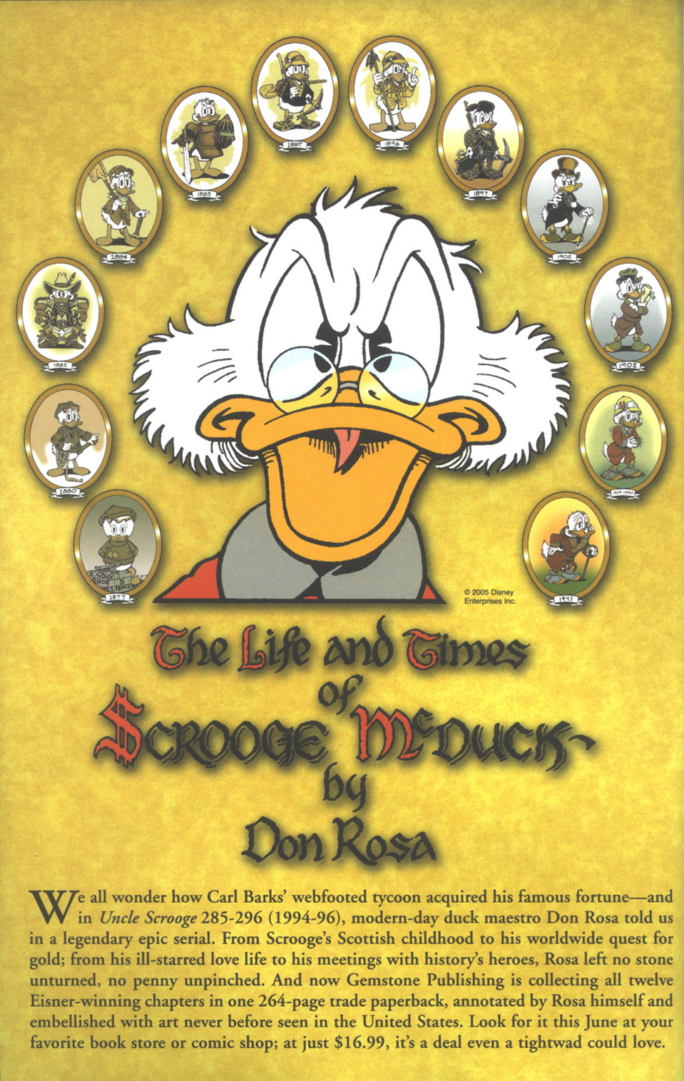 Read online Uncle Scrooge (1953) comic -  Issue #343 - 56