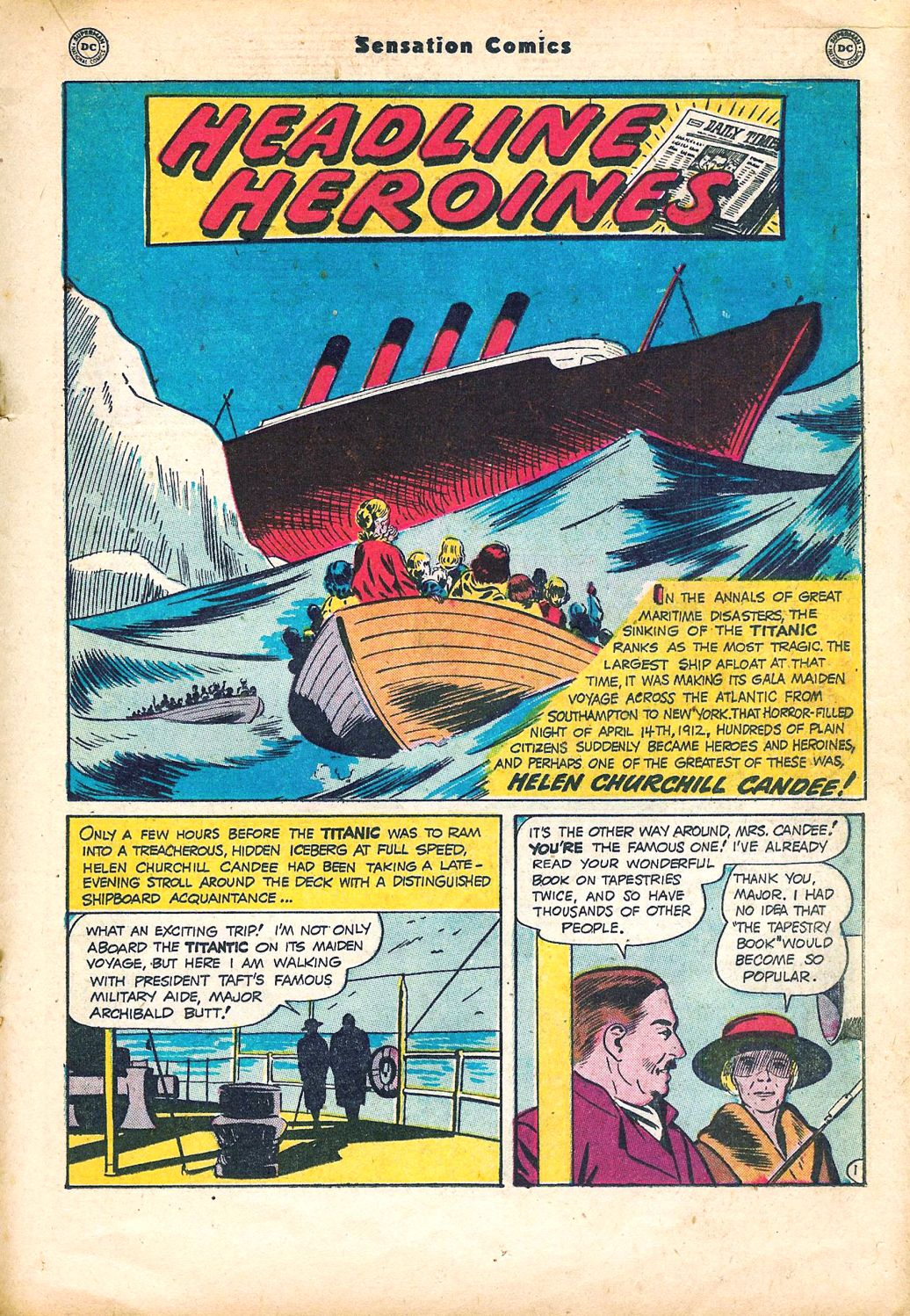 Read online Sensation (Mystery) Comics comic -  Issue #95 - 27