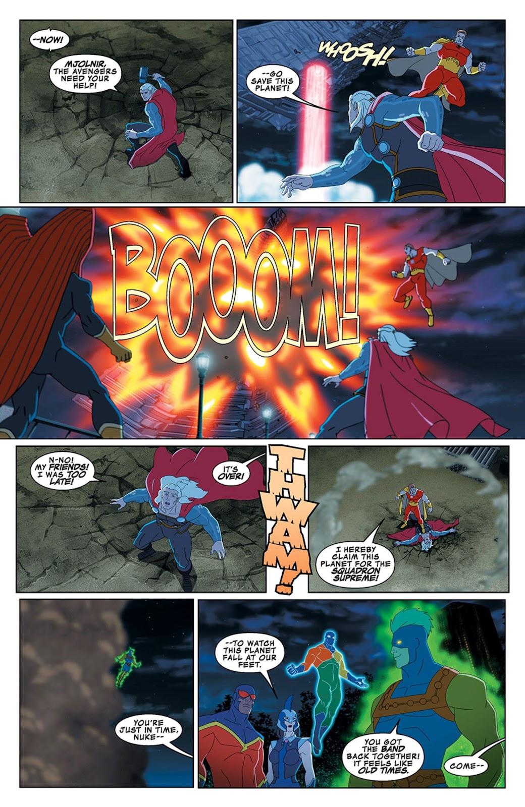 Read online Marvel Universe Avengers Assemble Season 2 comic -  Issue #13 - 27