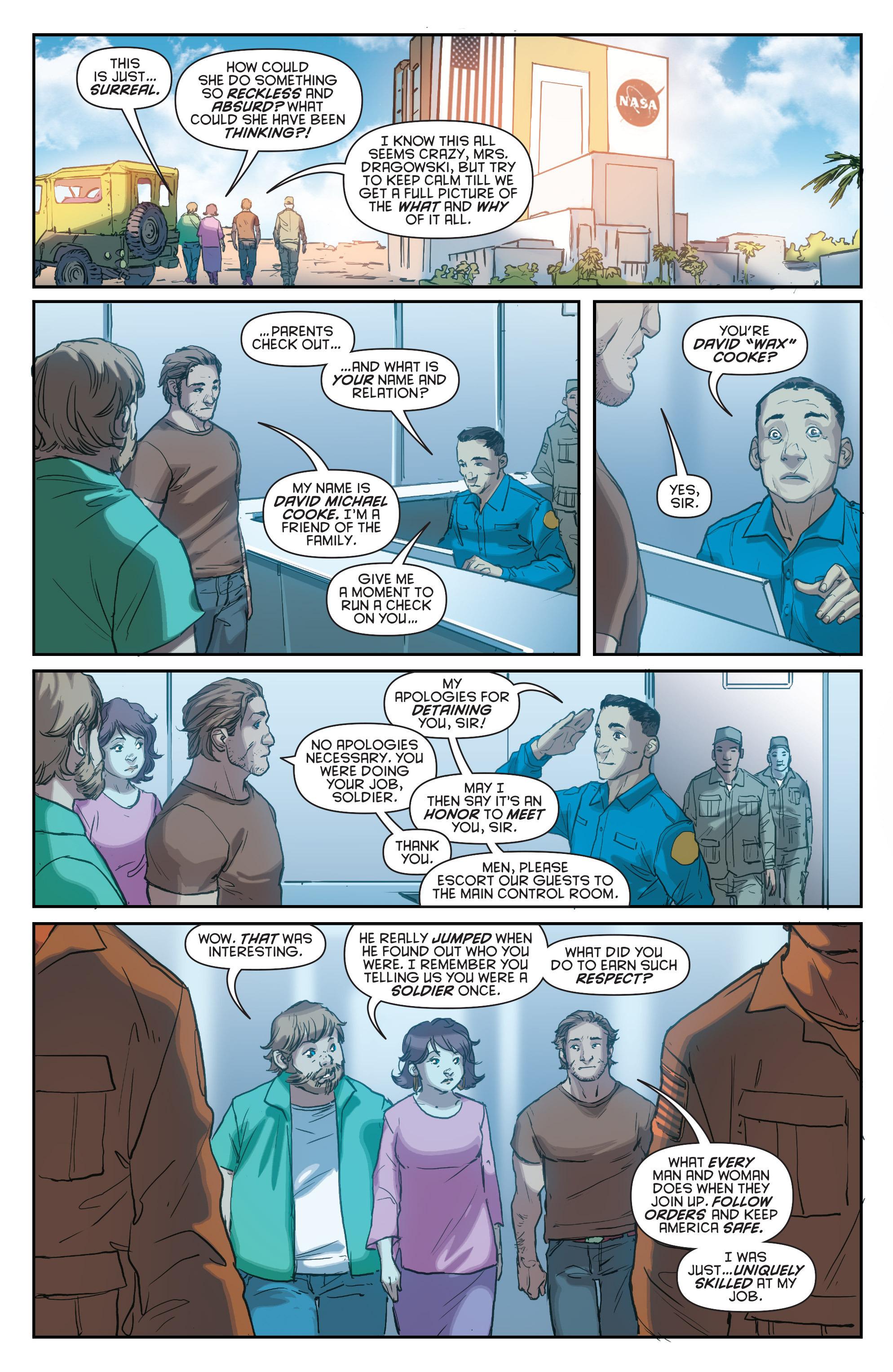 SuperZero #6 #6 - English 9