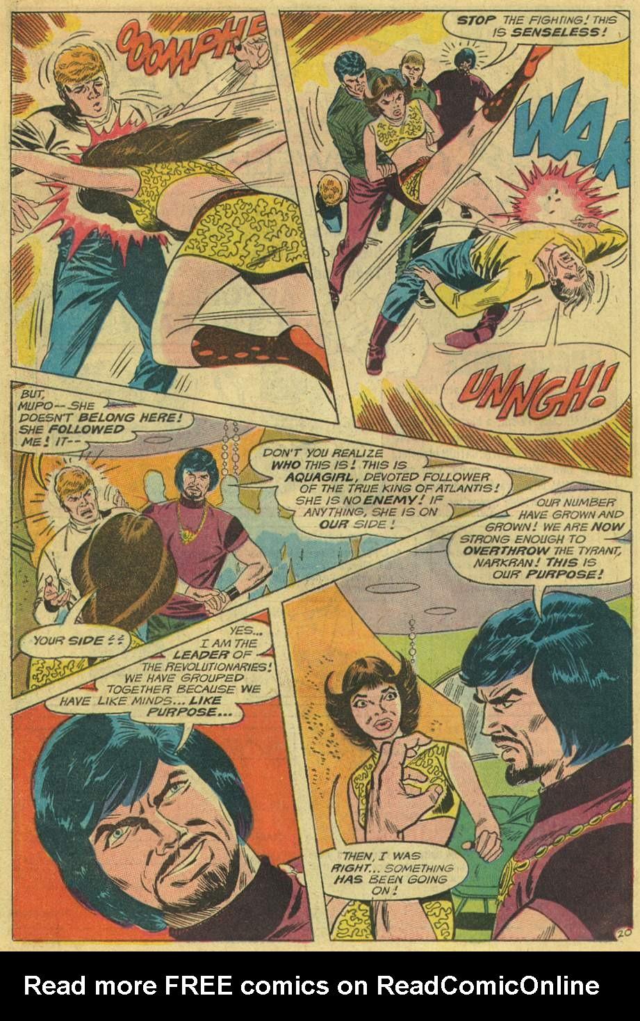 Read online Adventure Comics (1938) comic -  Issue #497 - 44