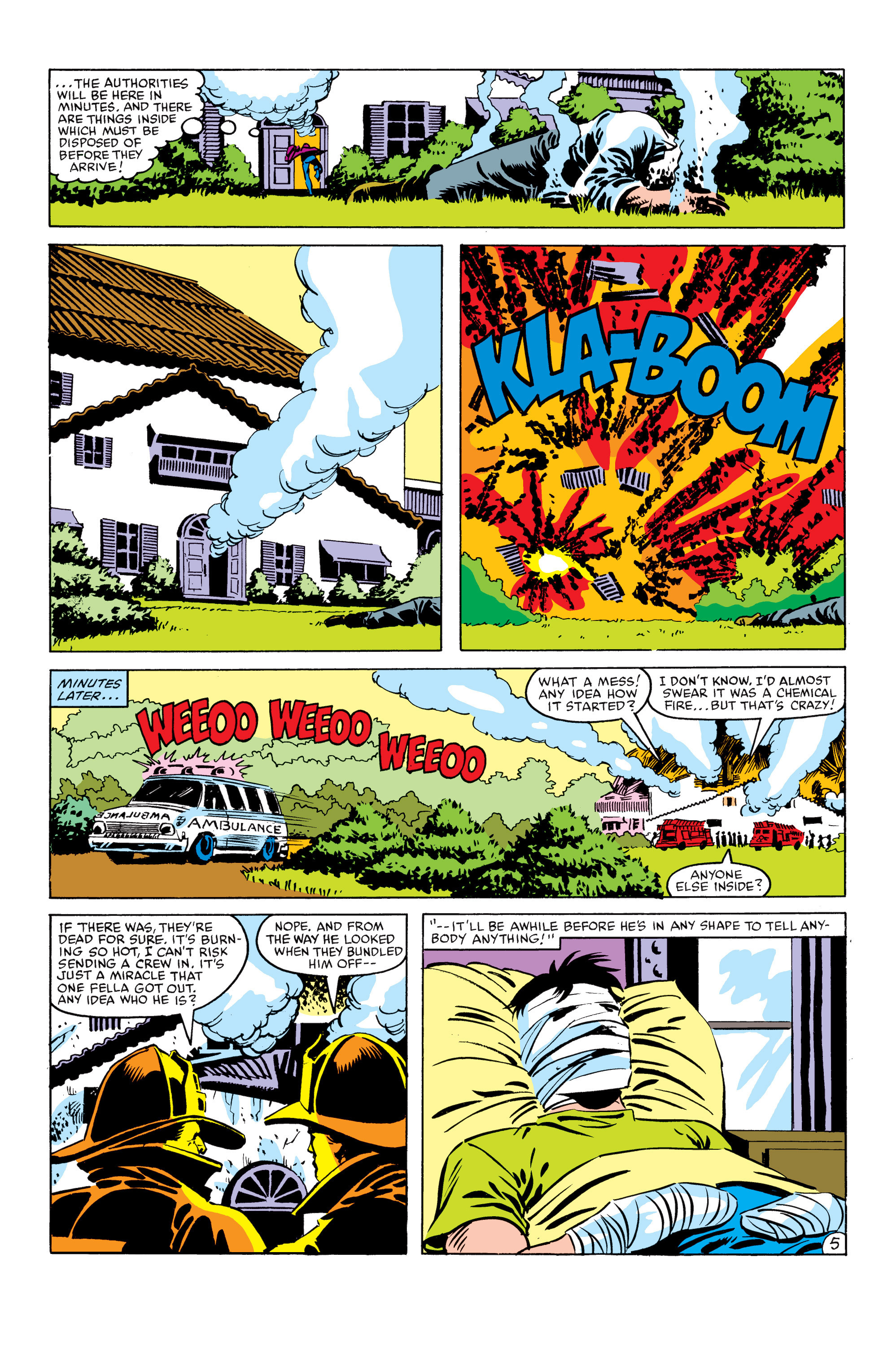 The Amazing Spider-Man (1963) 245 Page 5