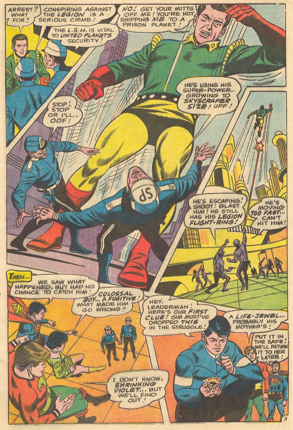 Read online Adventure Comics (1938) comic -  Issue #372 - 4
