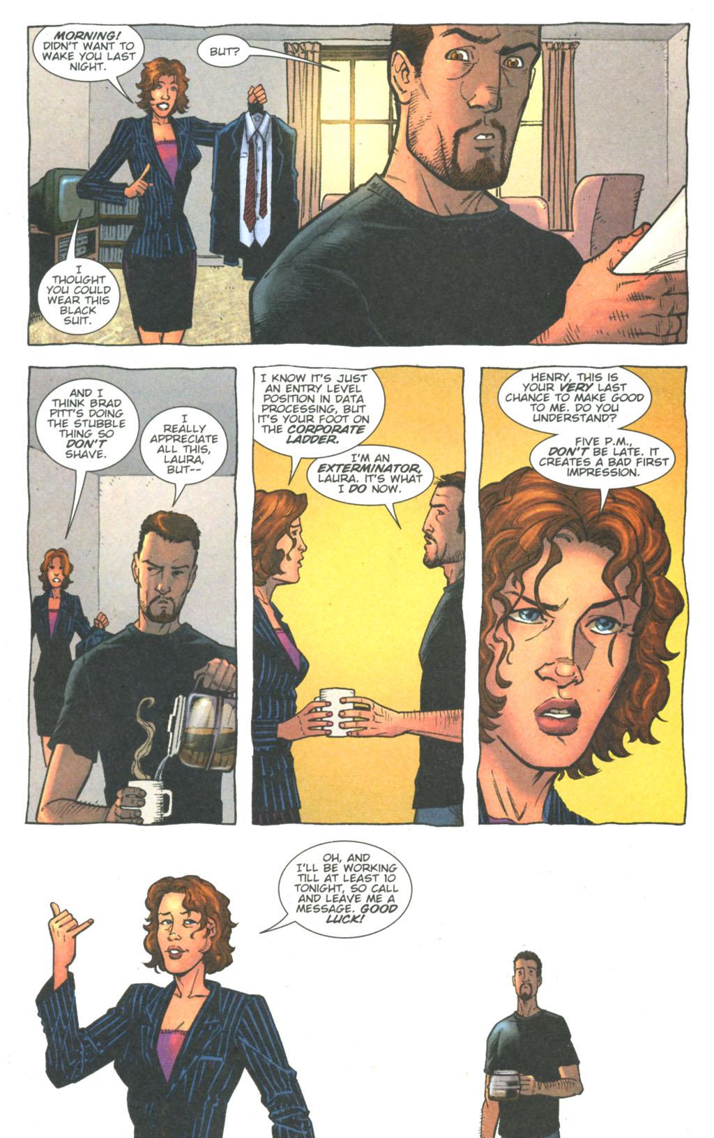 Read online The Exterminators comic -  Issue #6 - 3