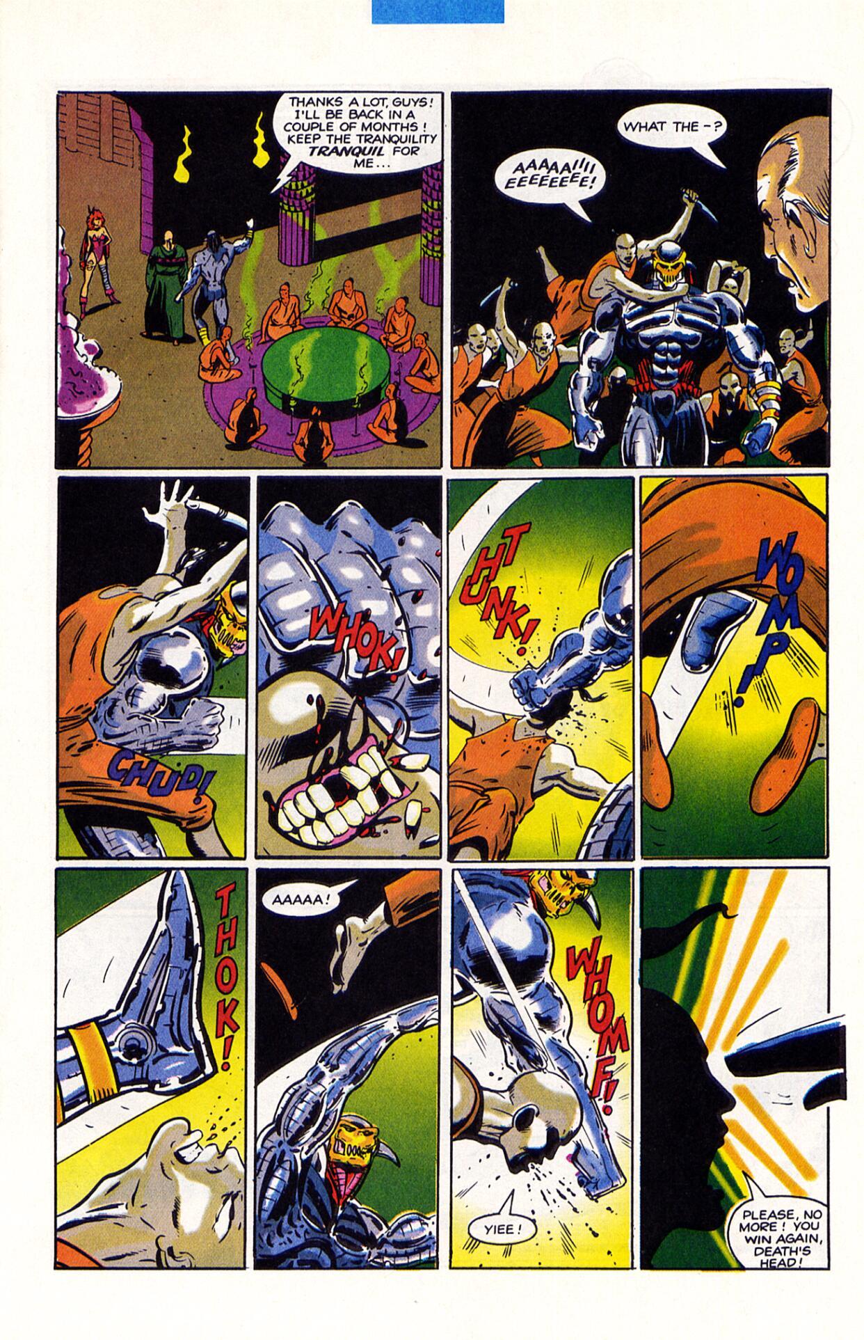 Read online Battletide comic -  Issue #1 - 8