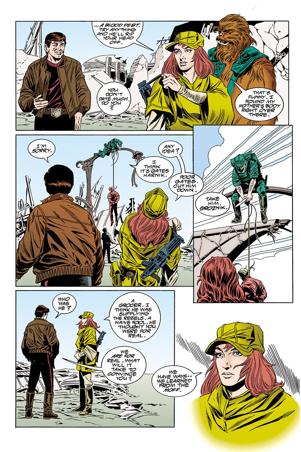Read online Star Wars Omnibus comic -  Issue # Vol. 1 - 88