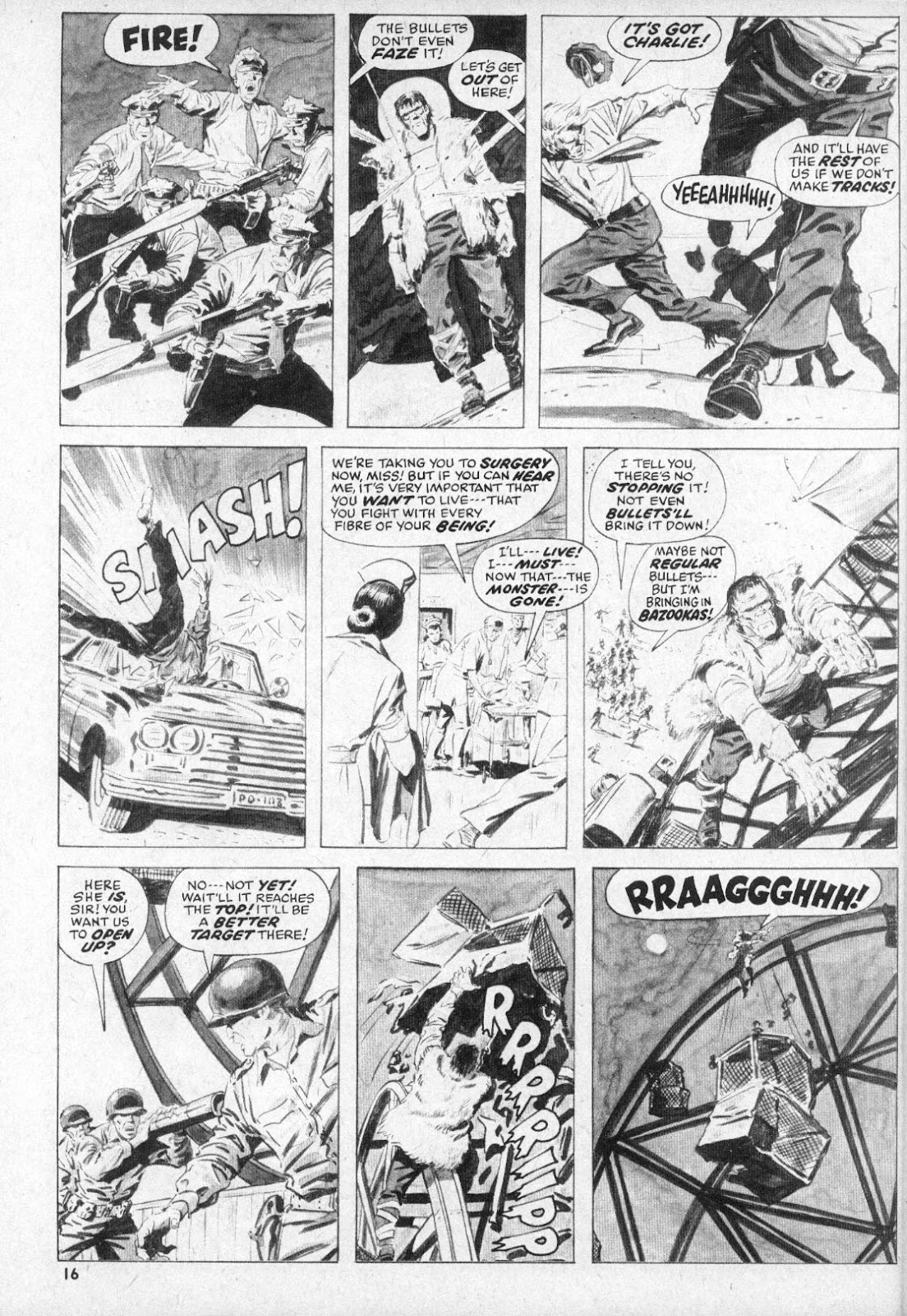 Monsters Unleashed (1973) issue 2 - Page 17