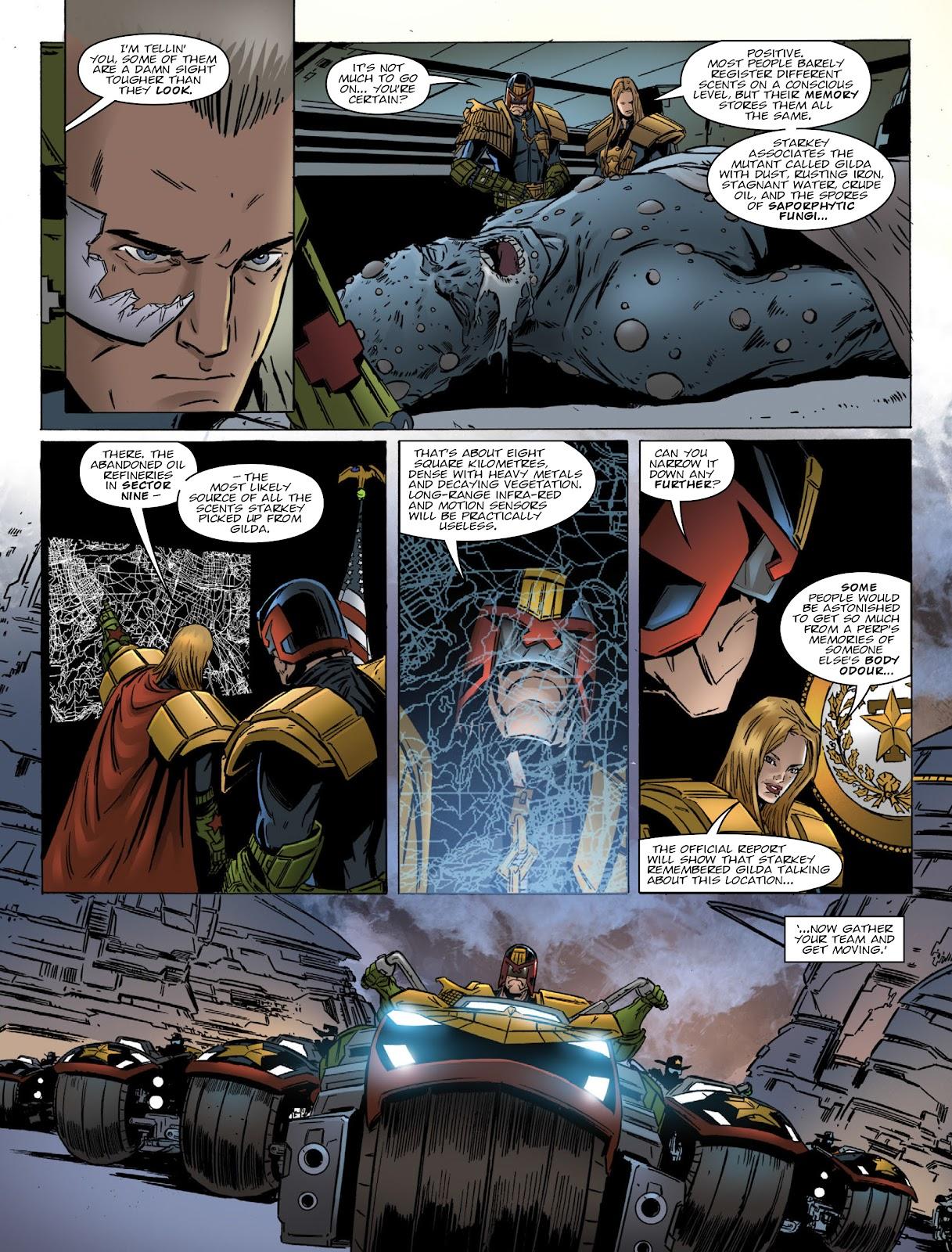Judge Dredd Megazine (Vol. 5) Issue #381 #180 - English 7